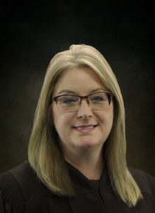 Judge Jennifer J. Johnson