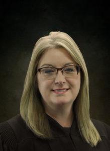 Judge Jennifer J. Johnson
